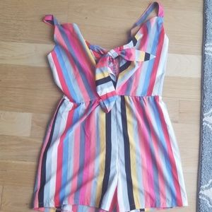 5 for $25 bundle me ! Romper colorful small jr